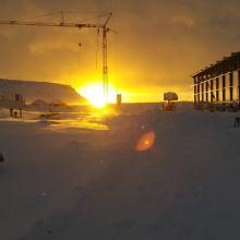 Islandia – Power Plant Theystareykir