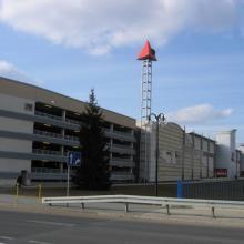Shoppingcentret PLAZA i Poznań