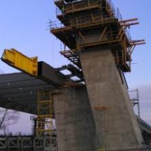 Rzeszów - most na rzece Wisłok
