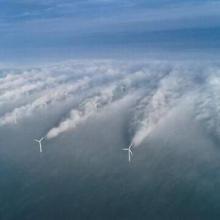 Sverige – Bygging av en vindpark