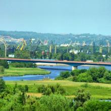 Most Nowocłowy Szczecin