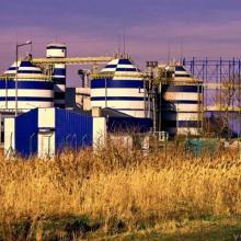 Oczyszczalnia ścieków Łódź