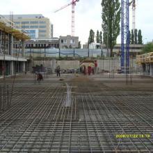 Kontorsbyggnaden PARK POSTĘPU i Warszawa