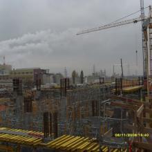 Utbyggnad av Mondis frabrik i Świecie